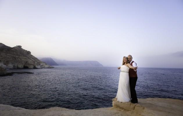 Samu & Carmen // Postboda // Almería