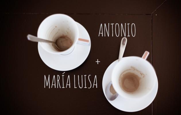 Antonio & Maria Luisa // Preboda // Almerimar